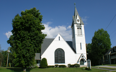Antrim, NH Church