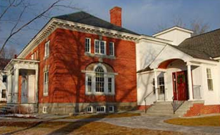 James A. Tuttle Library, Antrim, New Hampshire