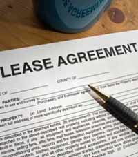 lease agreement - tips on shopping for rental property